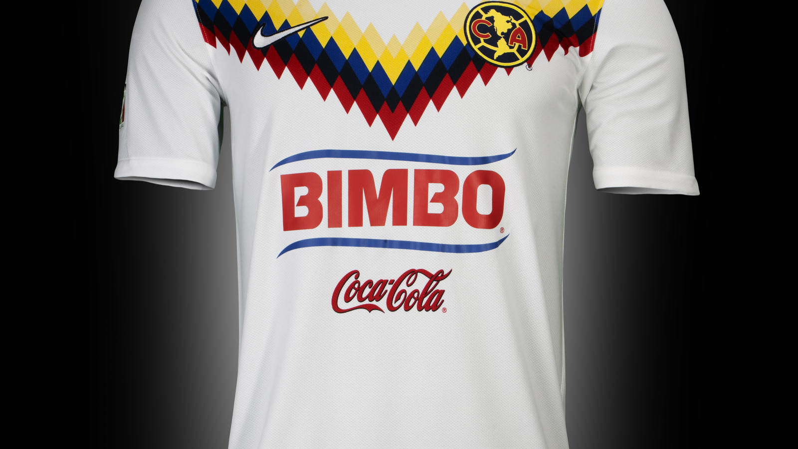 timeless design f63c4 d00f6 New Club América kits capture team's heritage and passion ...