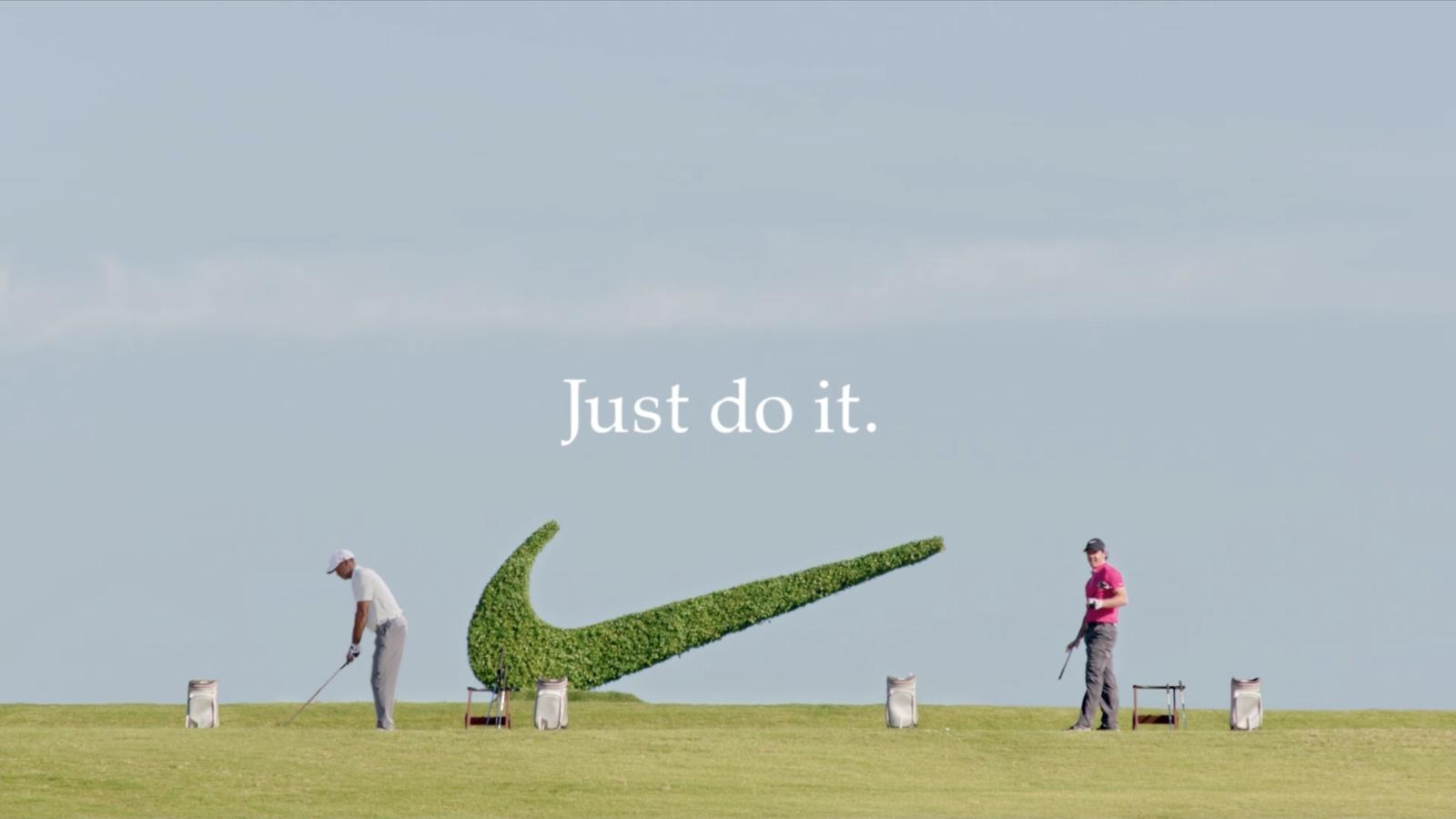 Tiger Woods And Rory McIlroy Star In New Nike Golf Ad