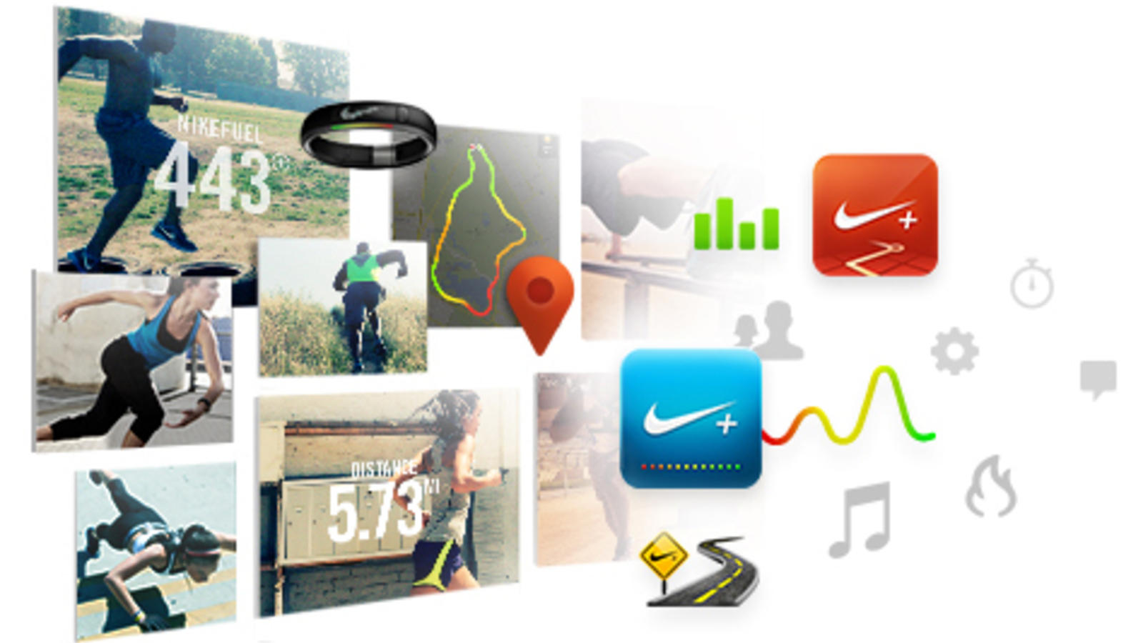 Nike+ Accelerator Development Site