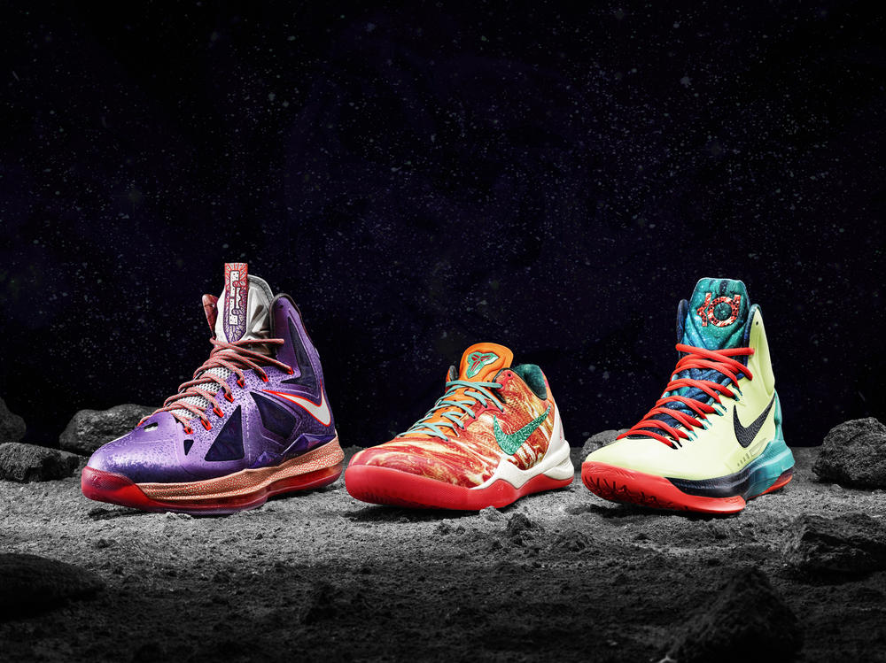 020f5769aa6b Nike Basketball s extraterrestrial mission for Houston