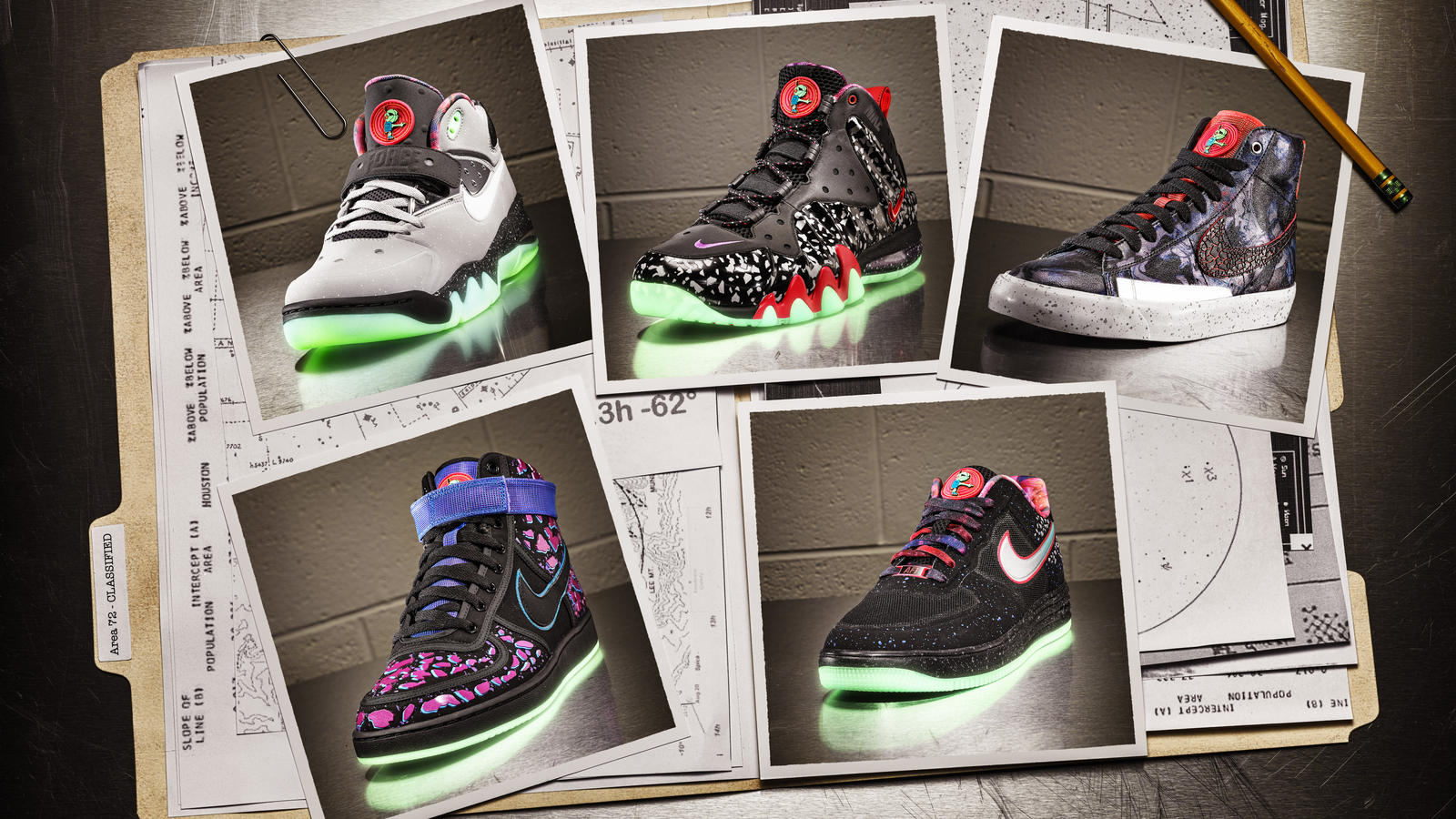 on sale 14fb8 e2d5e Nike Sportswear Area 72 Collection for Houston