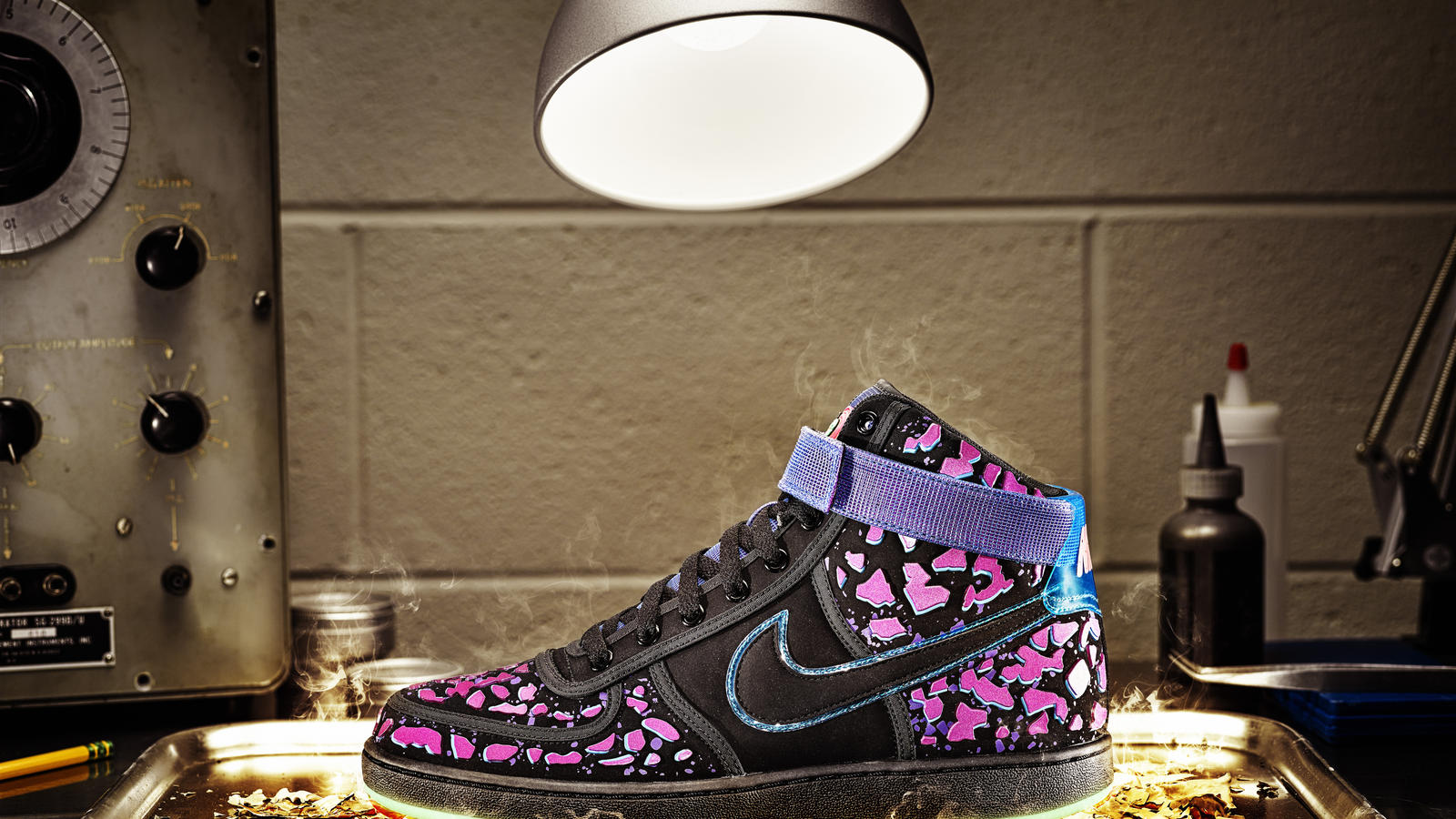 outlet store be48a 7903d Nike Vandal. SWOOSH SENTINEL. area-72-collection-featuring-raygun