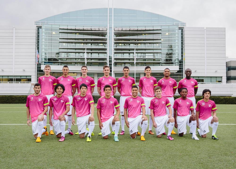 Nike Football's The Chance finalists embark on elite global football tour