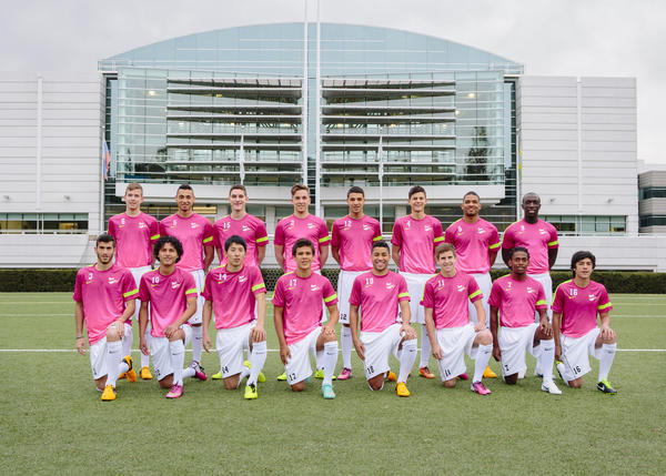 Nike Football's The Chance finalists embark on elite global football tour