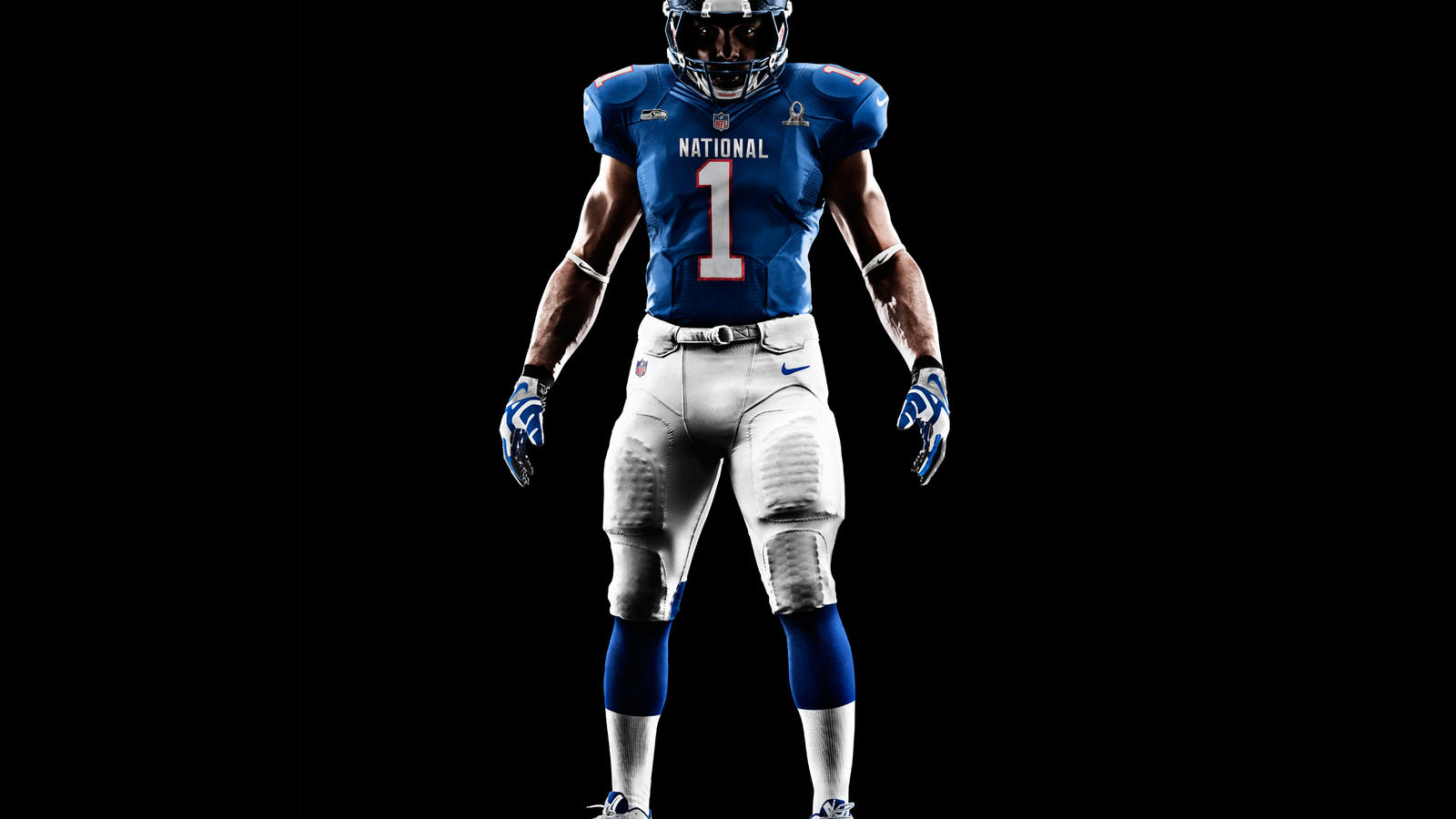 quality design efe85 22dcf New NFL Pro Bowl uniforms combine classic American design ...