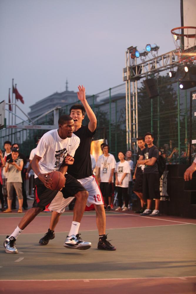 Kevin Durant: Beijing