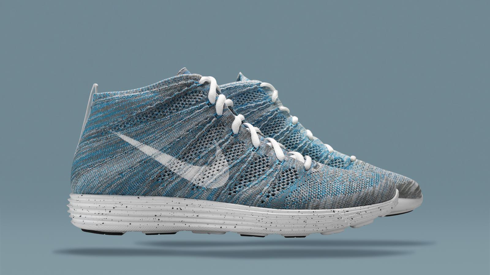 Nike Sportswear takes Nike Flyknit to new heights - Nike News 7ba15d378