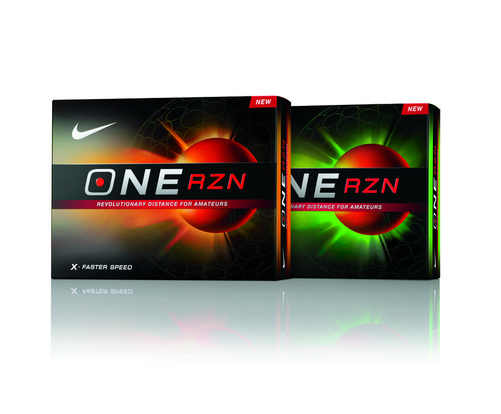 Nike Golf Brings RZN Tour Performance Technology to an Amateur Golf Ball
