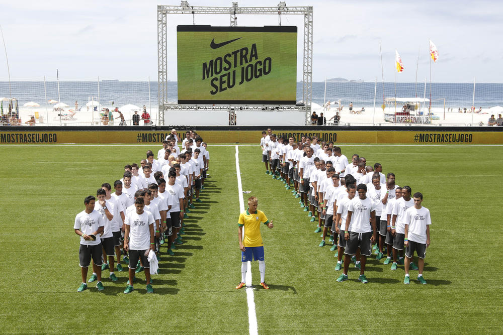 Nike's new Brazil home kit celebrates nation's creativity and passion for football
