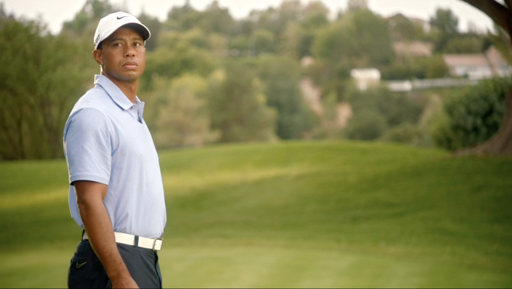 "Nike Golf launches new ad: ""Apologies"""