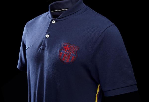 nike t shirt barcelona