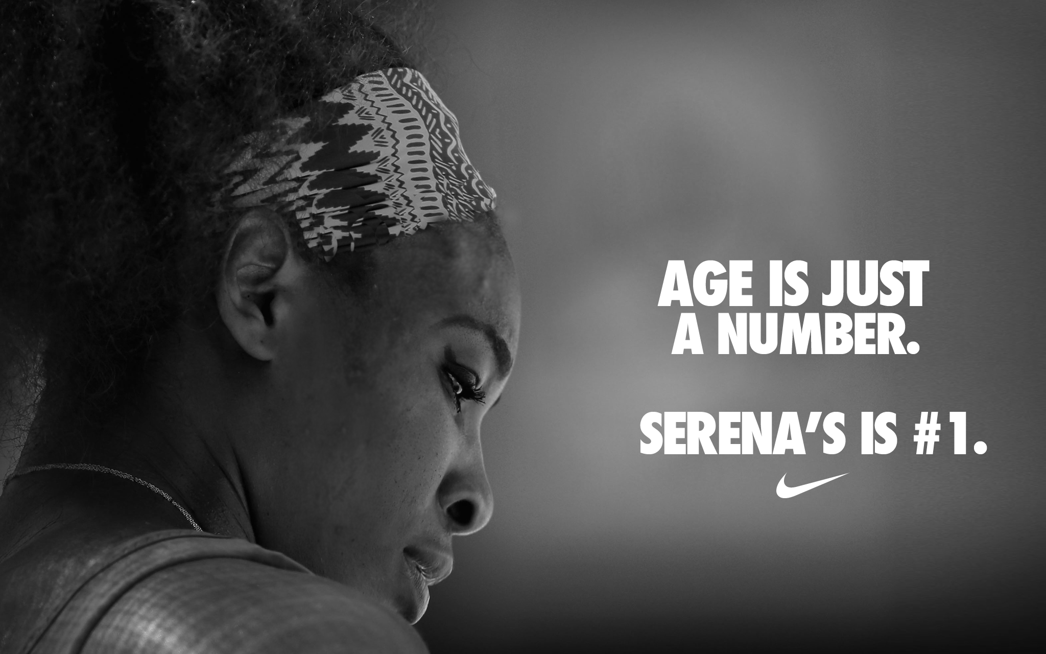 nike tennis celebrates serena williams as worlds no 1