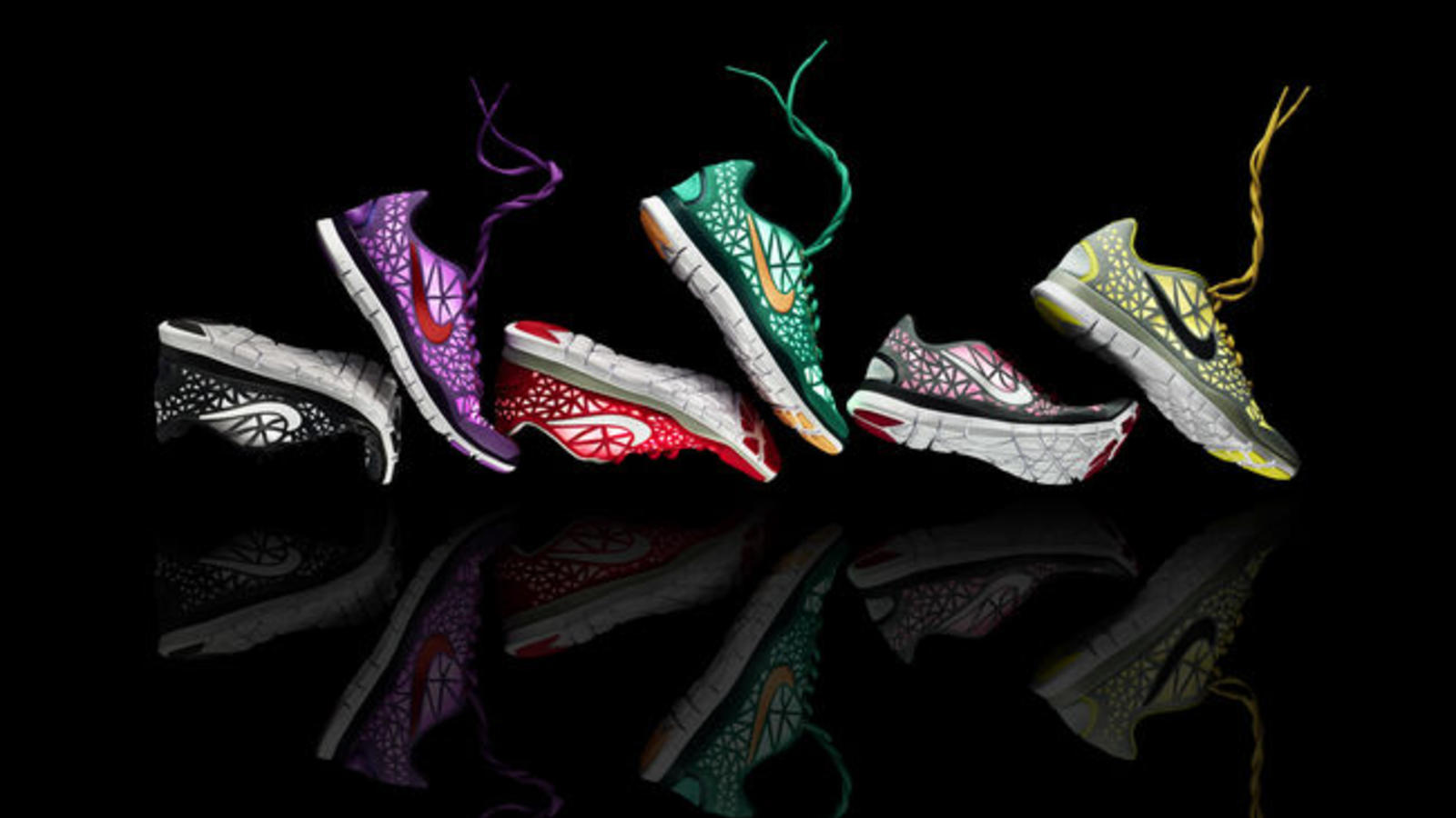 Flex more in the Nike Free TR Fit 3