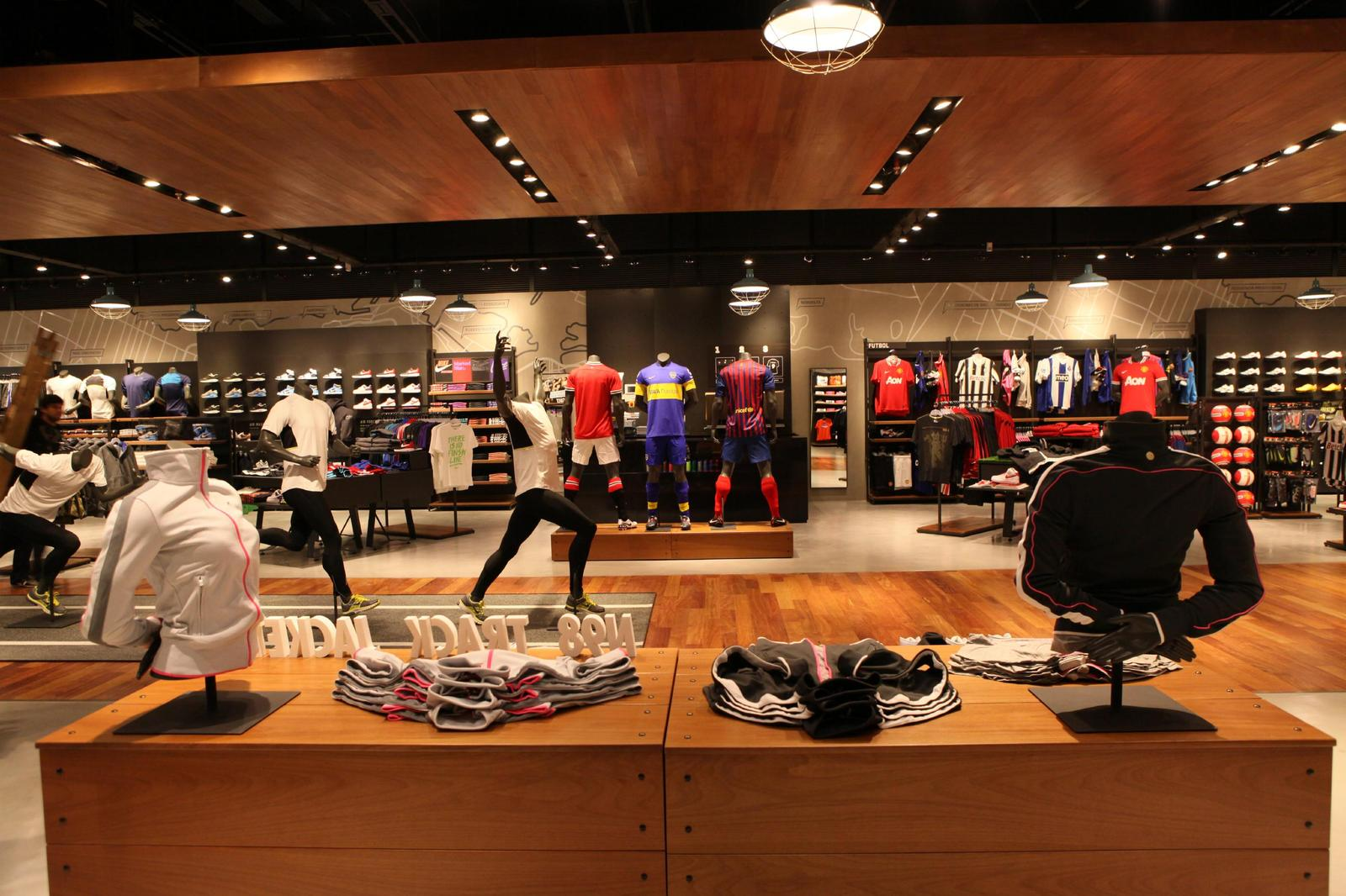 Nike store in Argentina earns gold LEED certification ...