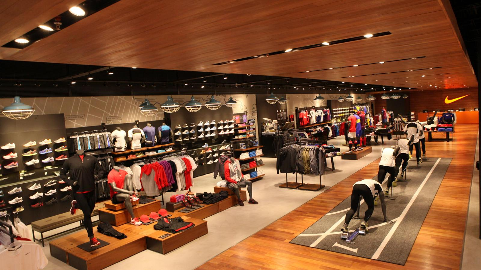 aluminio todos los días seguro  Nike store in Argentina earns gold LEED certification - Nike News