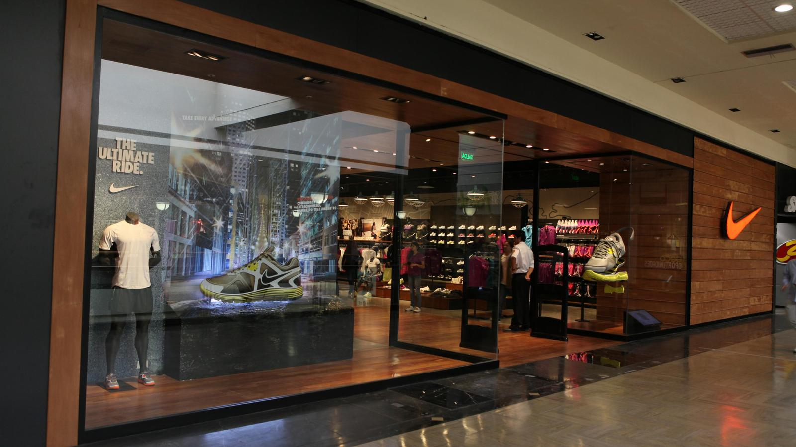 Nike_Unicenter_Store_Gold_Leed_Certification