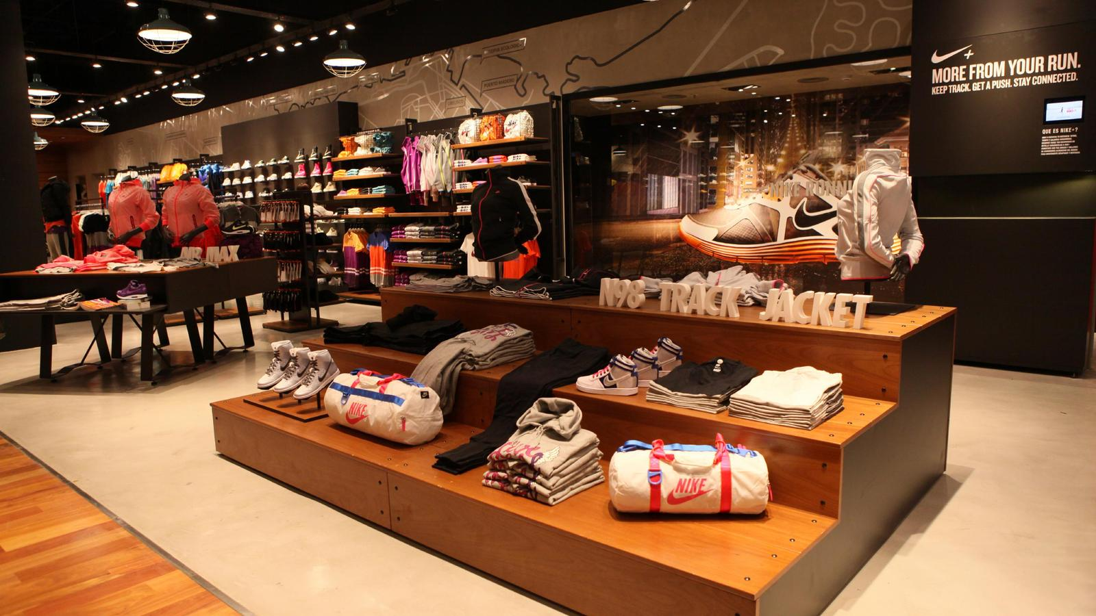Nike Store In Argentina Earns Gold Leed Certification Nike News