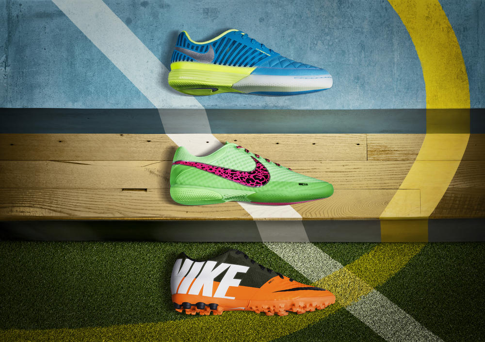 Nike Football FC247 collection designed for football anytime, any place