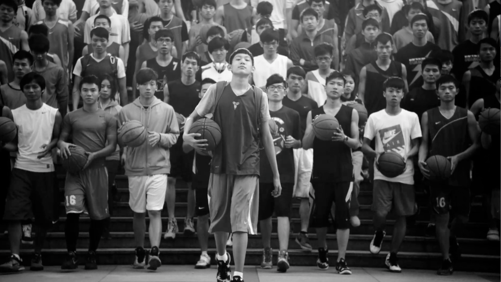 """Nike Greater China's """"Give Me the Ball"""" campaign inspires"""