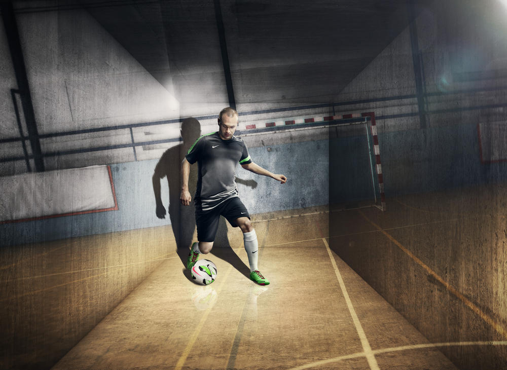Andres Iniesta goes home with new Nike Elastico Finale II