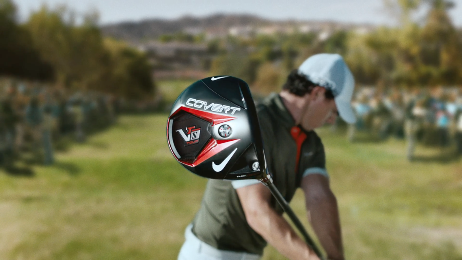 New Nike Golf Ad Features Rory McIlroy And The VR S Covert Driver
