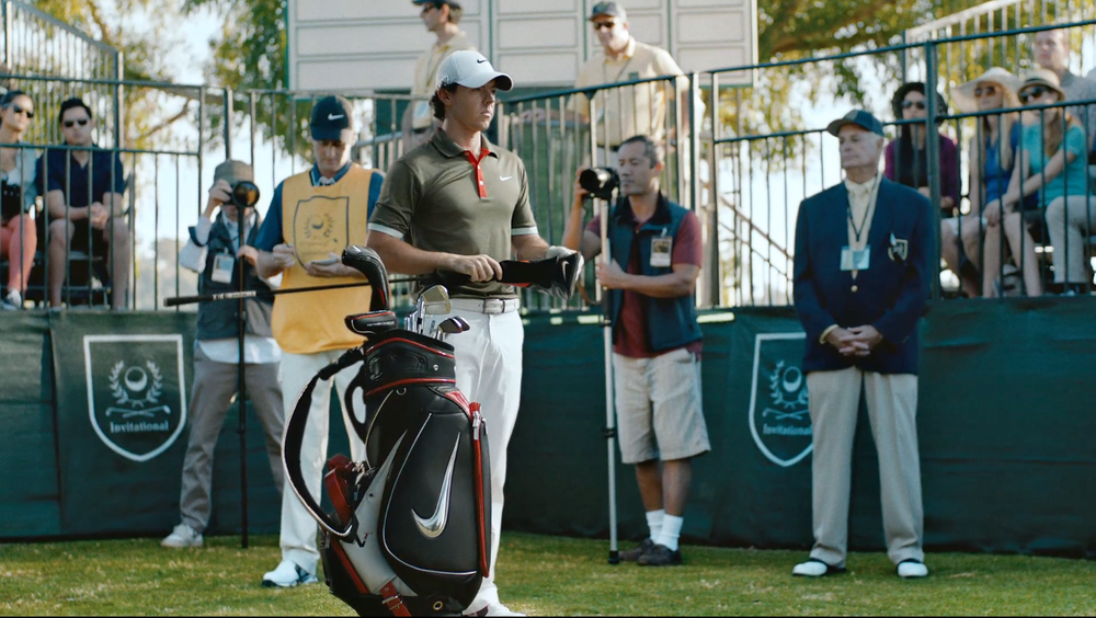 New Nike Golf Ad features Rory McIlroy and the Nike VR_S Covert driver