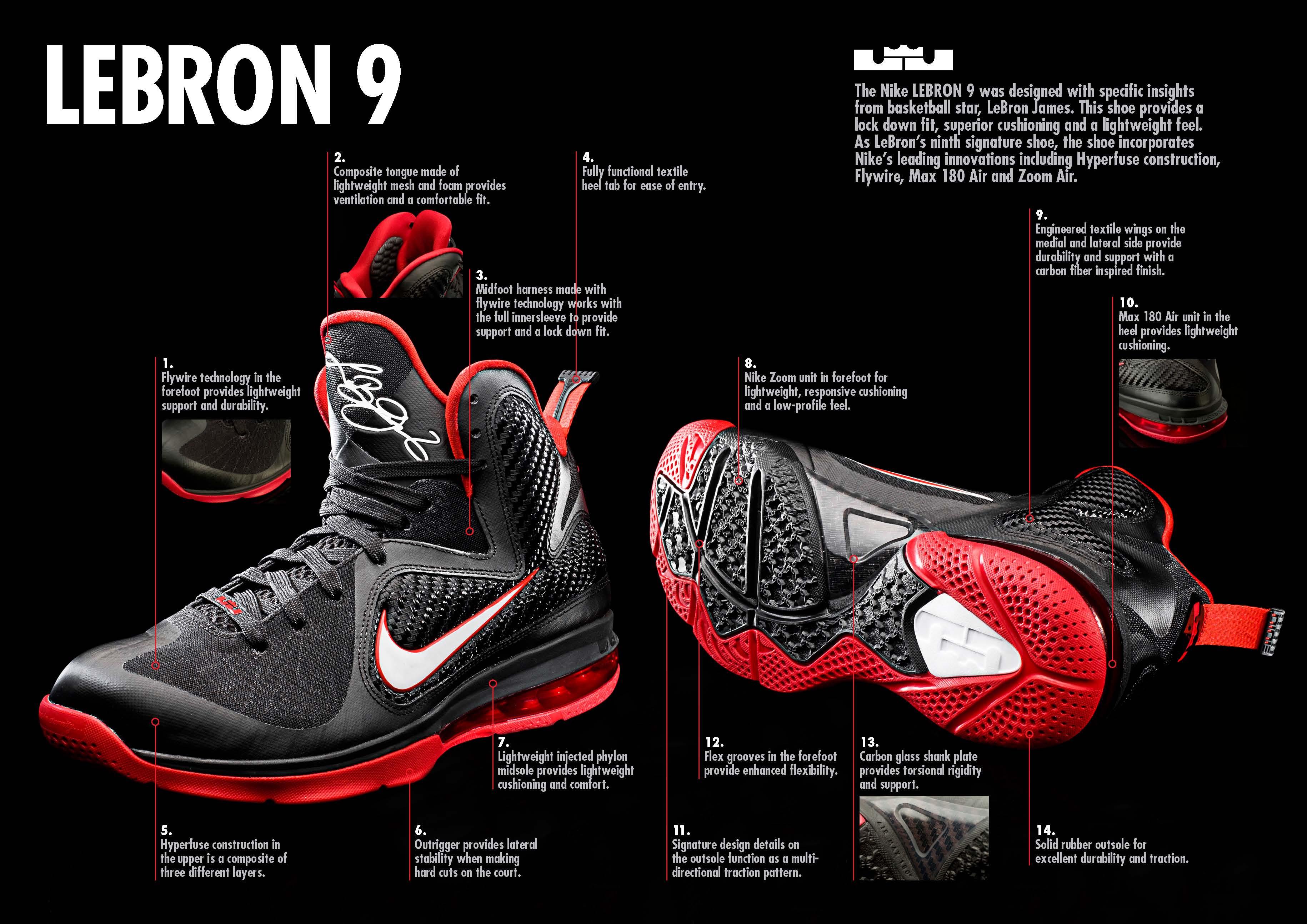 Lebron 9 Concept