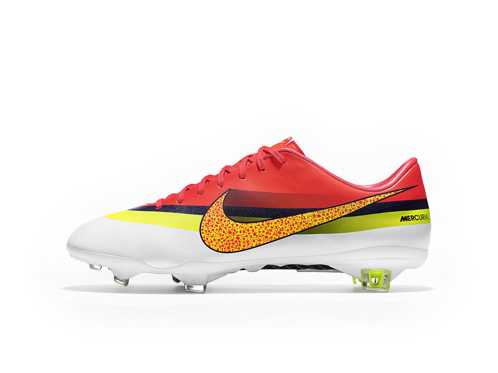 Summer '13 CR7 Collection Inspired By Explosive Speed