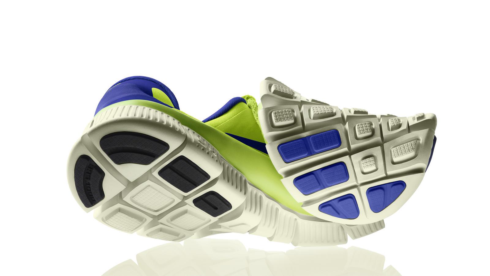 Nike Free A-Z Shares Inside Story of