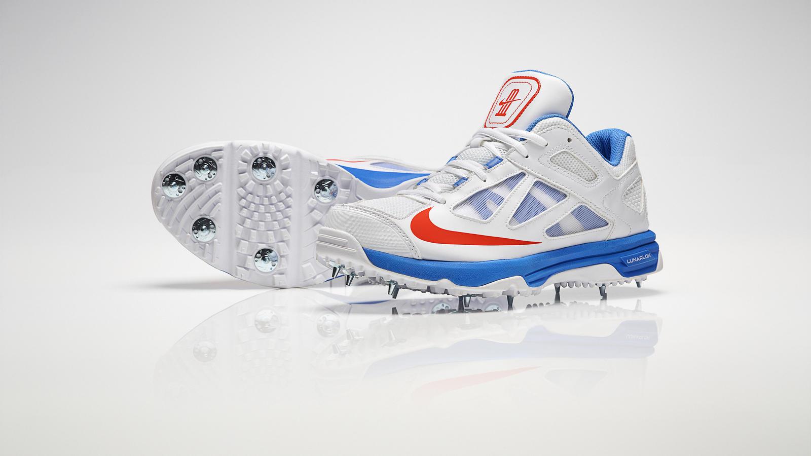 Team Indiau0027s R. Ashwin helps Nike unveil innovative cricket shoes