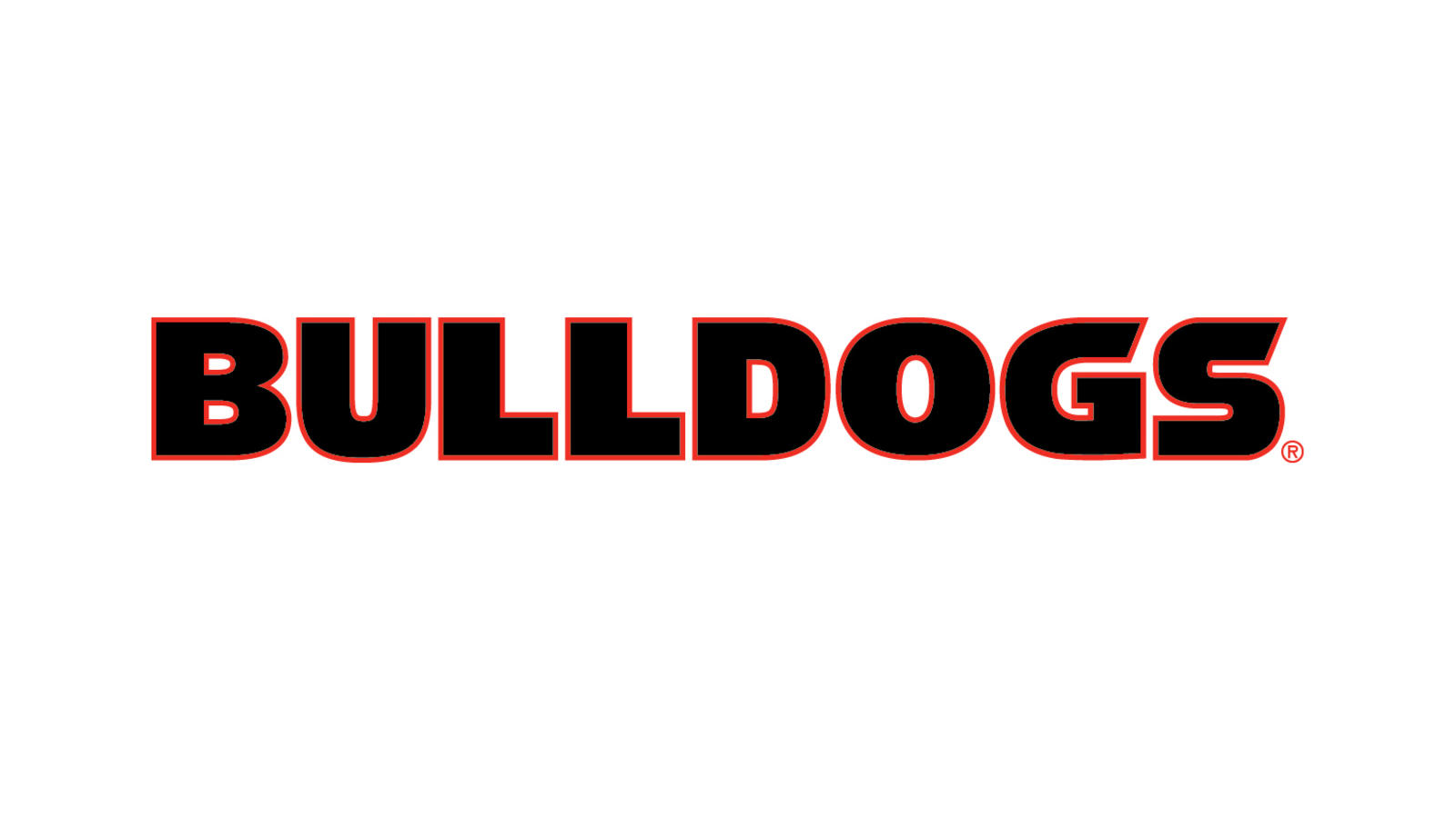 Bulldogs wordmark