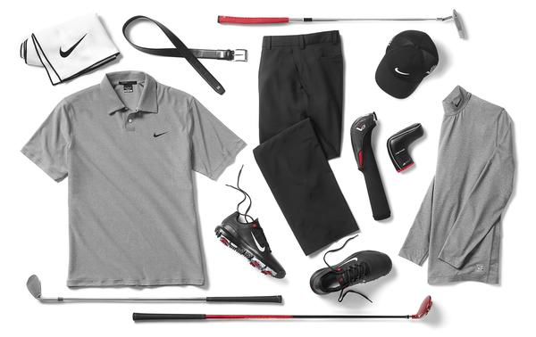 Nike Golf Unveils Athlete Looks for First Major Championship of the Season
