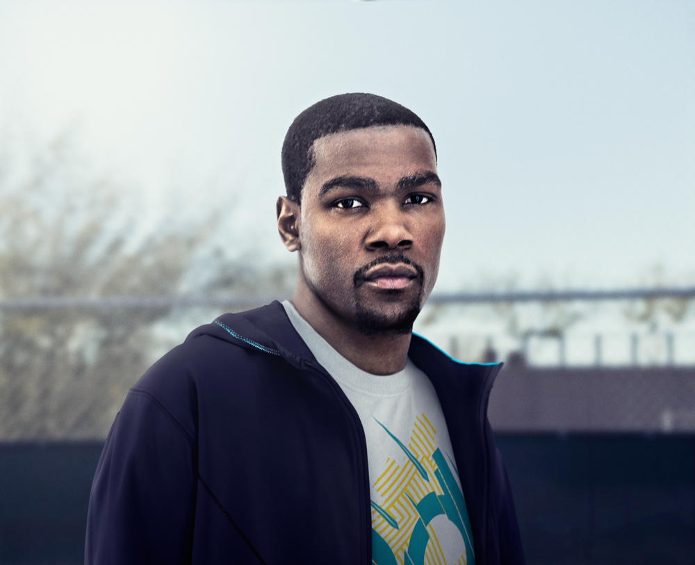 Kevin Durant Partners with Nike N7 on Native-print Nike Zoom KDV