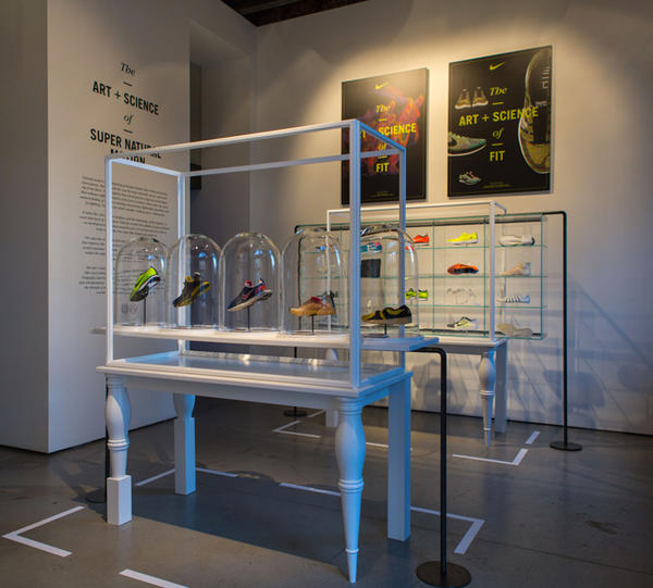 Nike Stadium Milano Presents: The Art + Science of Natural Motion