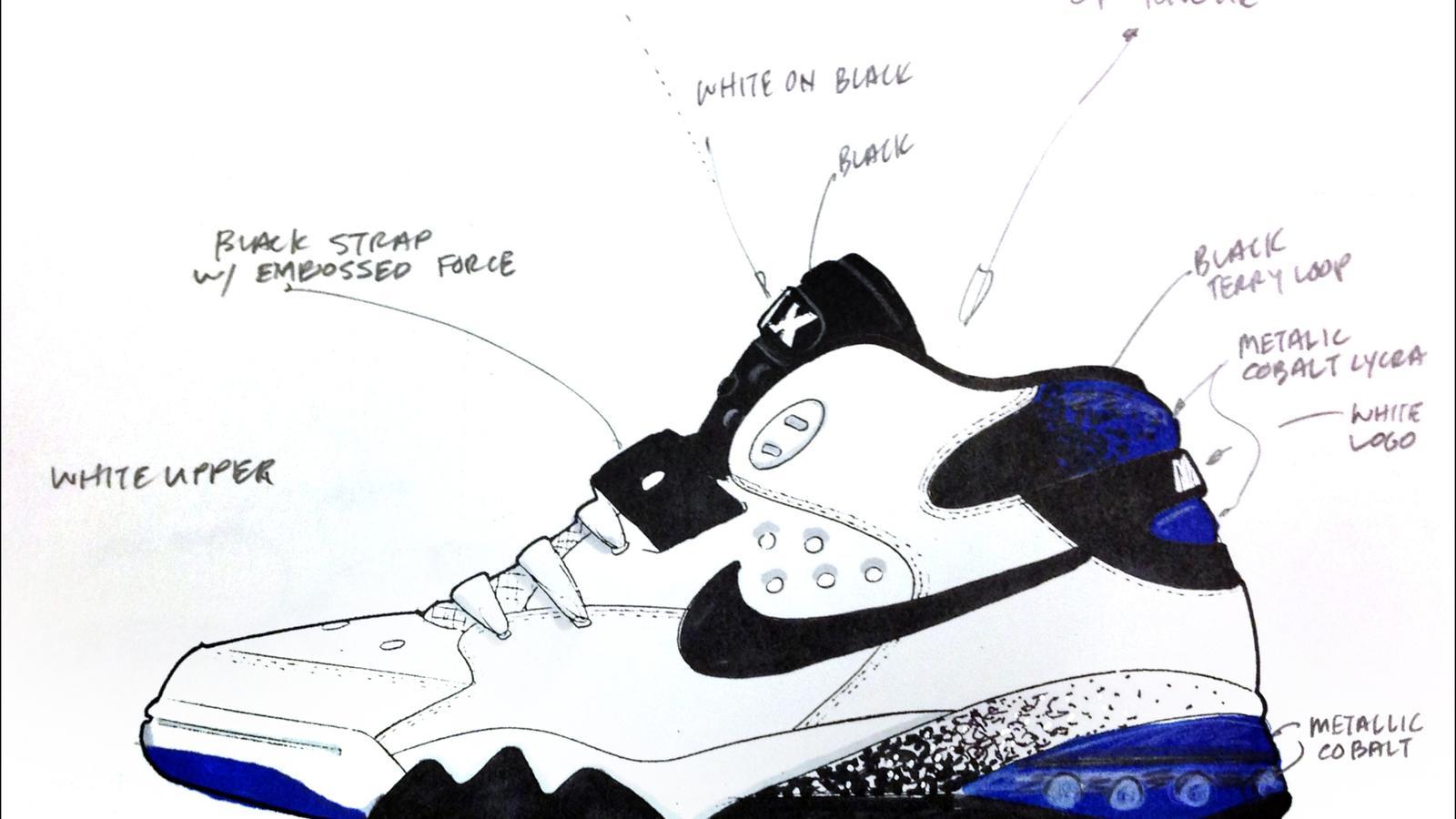 Nike Barkley Posite Max - Nike