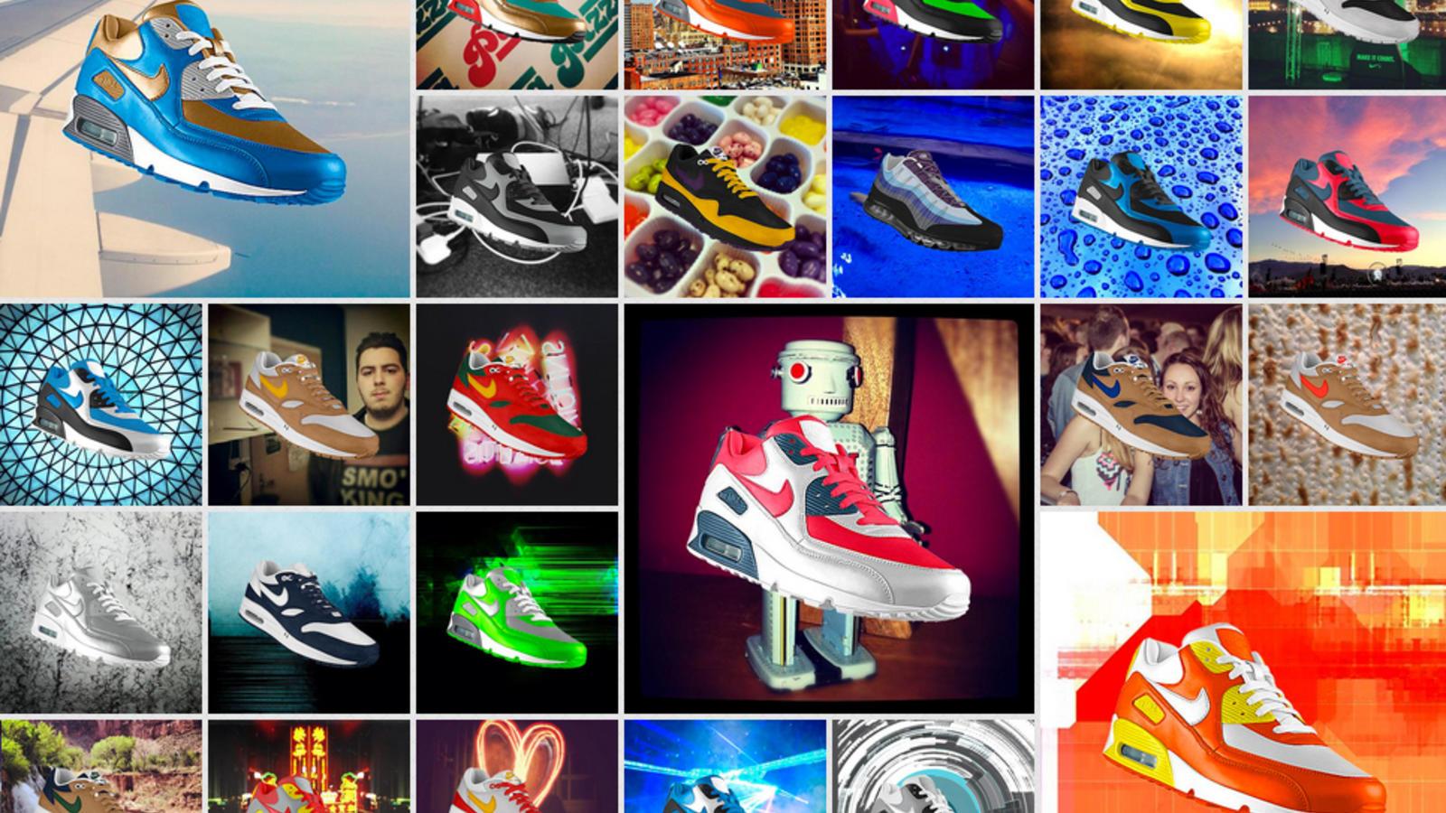 Nike PHOTOiD: The Power of an Image