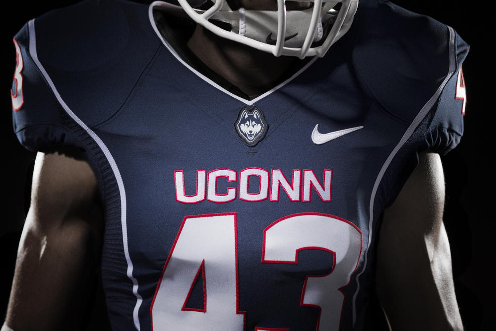 UConn Updates Visual Identity and new Uniforms for Huskies
