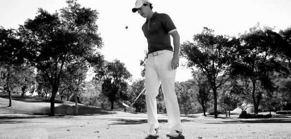 Nike Golf Releases New Ad: Nike RZN Trick Shot