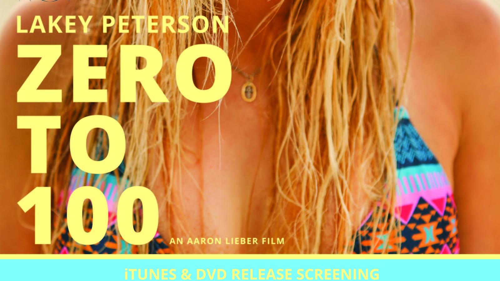 Zero to 100 film poster