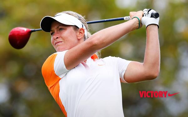 Nike Athlete Suzann Pettersen Secures Playoff Victory