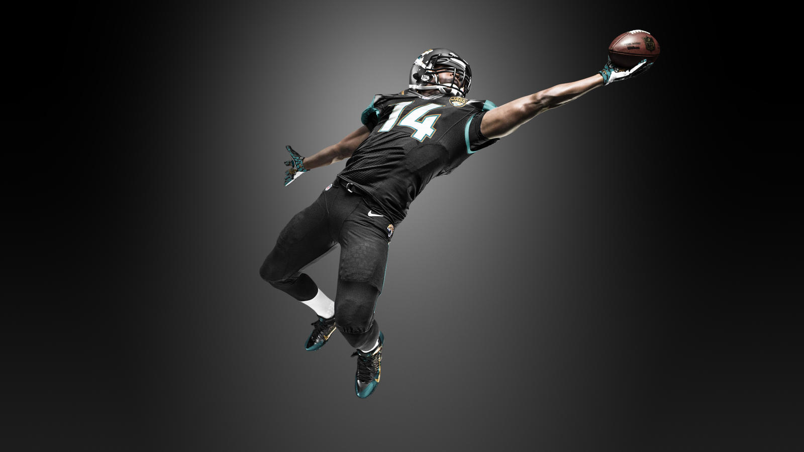 buy online f8118 0bb3d Jacksonville Jaguars and Nike Unveil New Uniform Design for ...