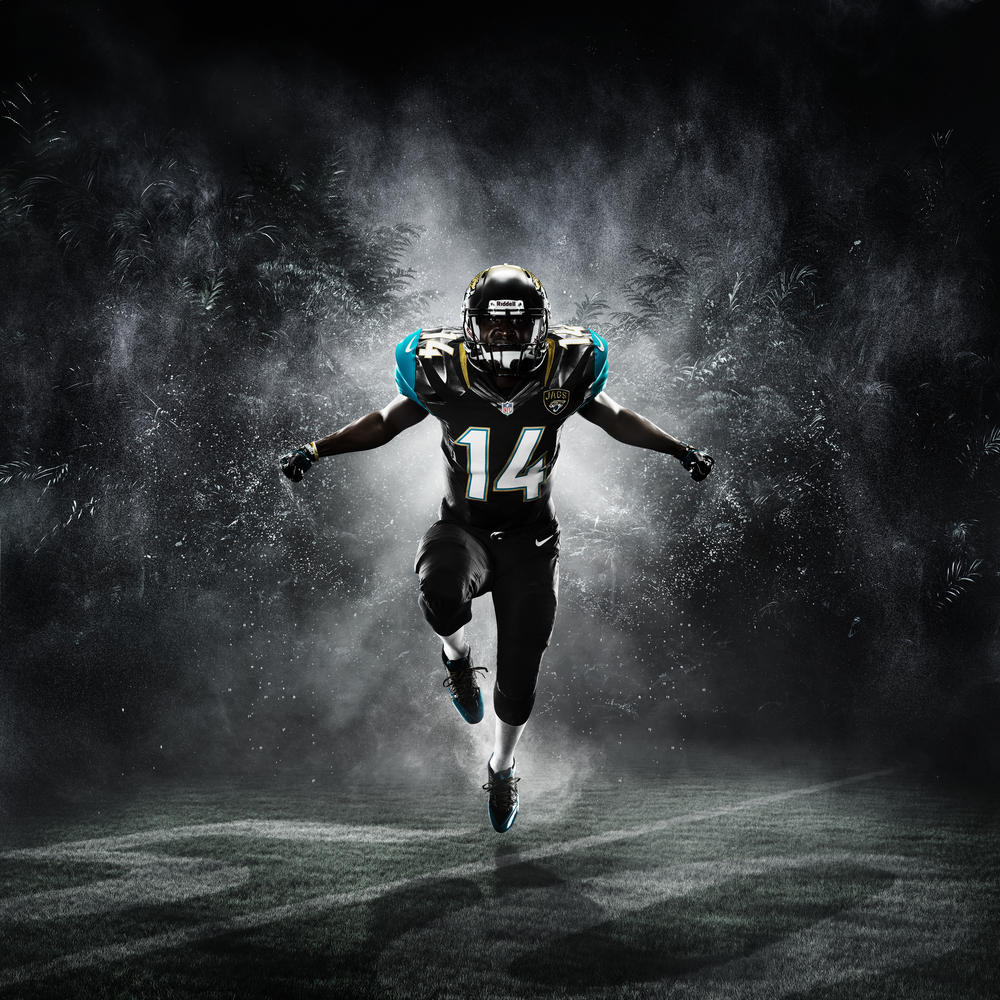 Jacksonville Jaguars and Nike Unveil New Uniform Design for 2013