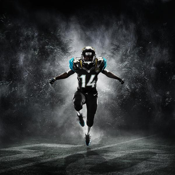 Jacksonville Jaguars And Nike Unveil New Uniform Design