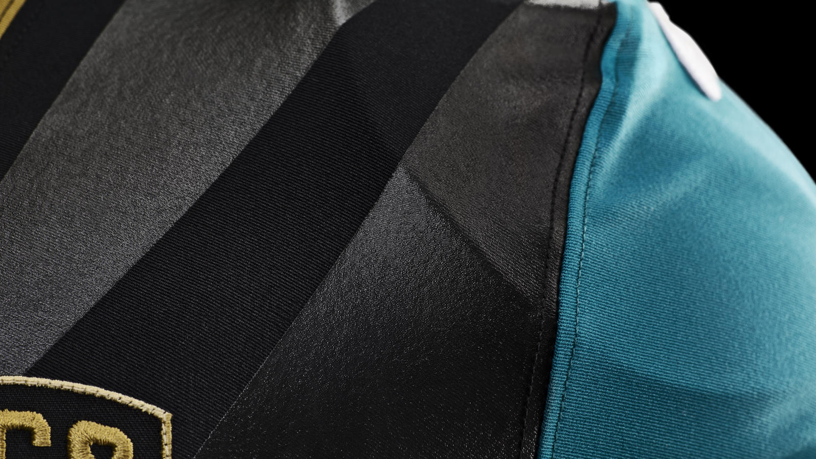 Jaguars Nfl Nike Elite 51 Uniform Shoulder Detail