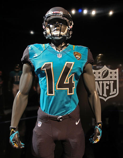 773e04bde ... Jersey Sale NFL Pinterest Jacksonville Jaguars and Nike Unveil New  Uniform Design for 2013