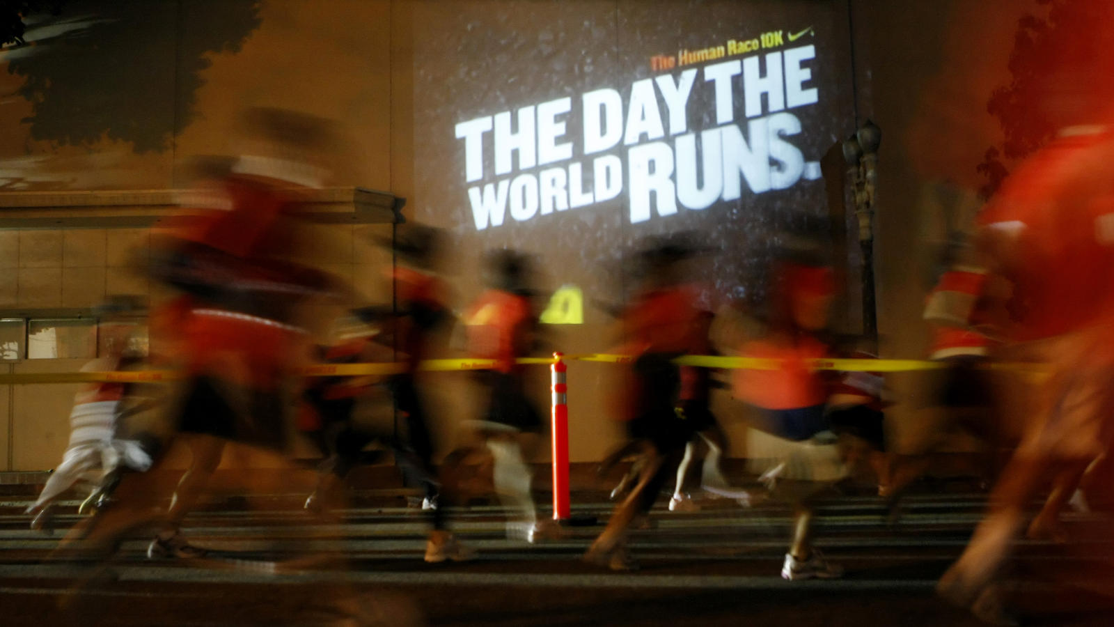 super popular 99f40 db9ec Runners unite for Nike+ Human Race 2009 - Nike News