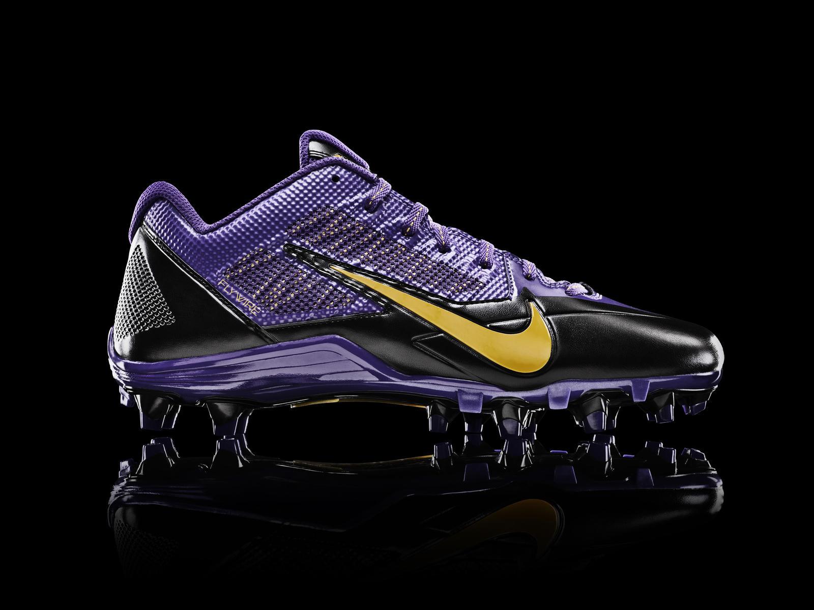 Nike Wvu Tennis Shoes