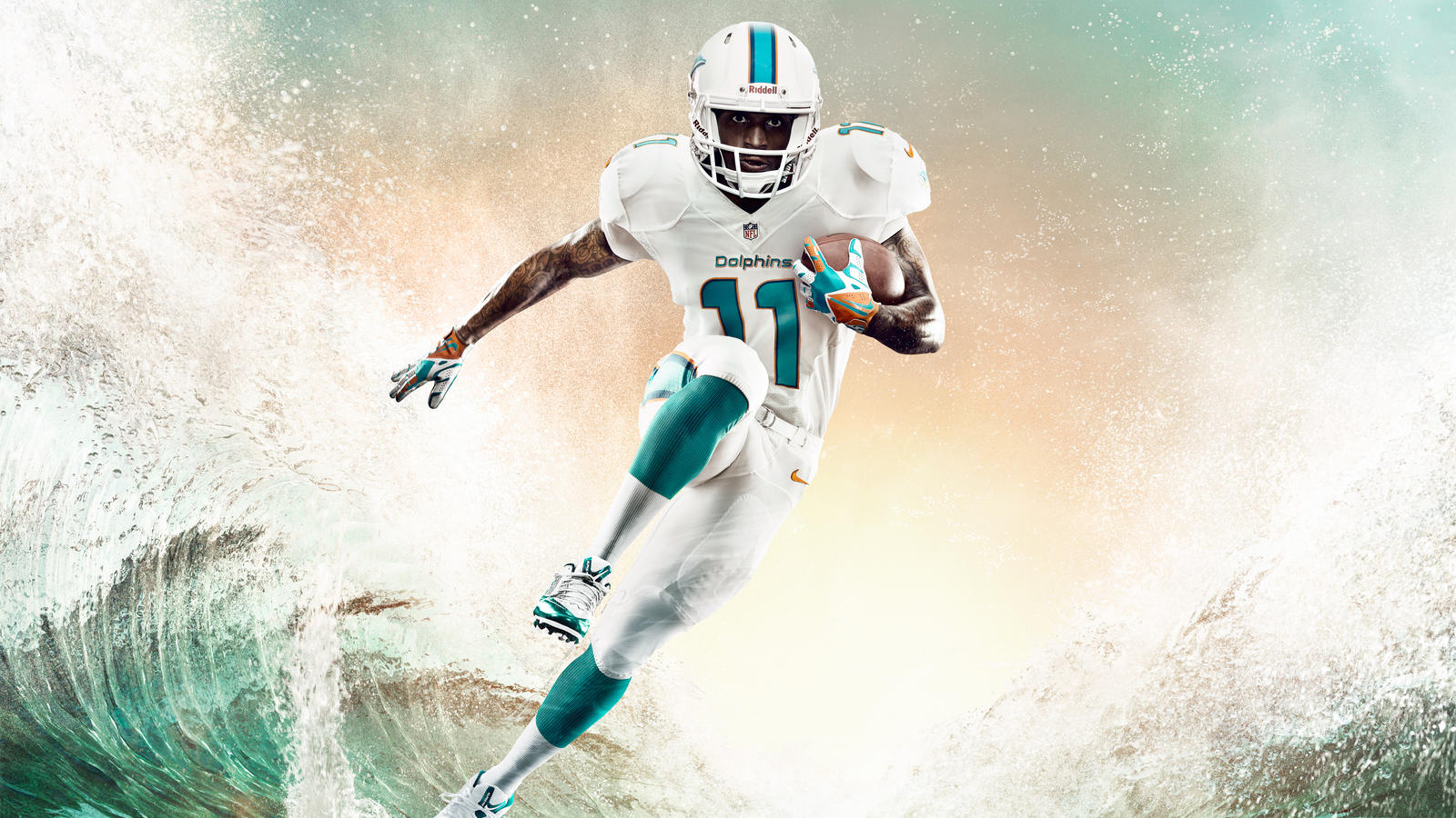 Mike Wallace In The Miami