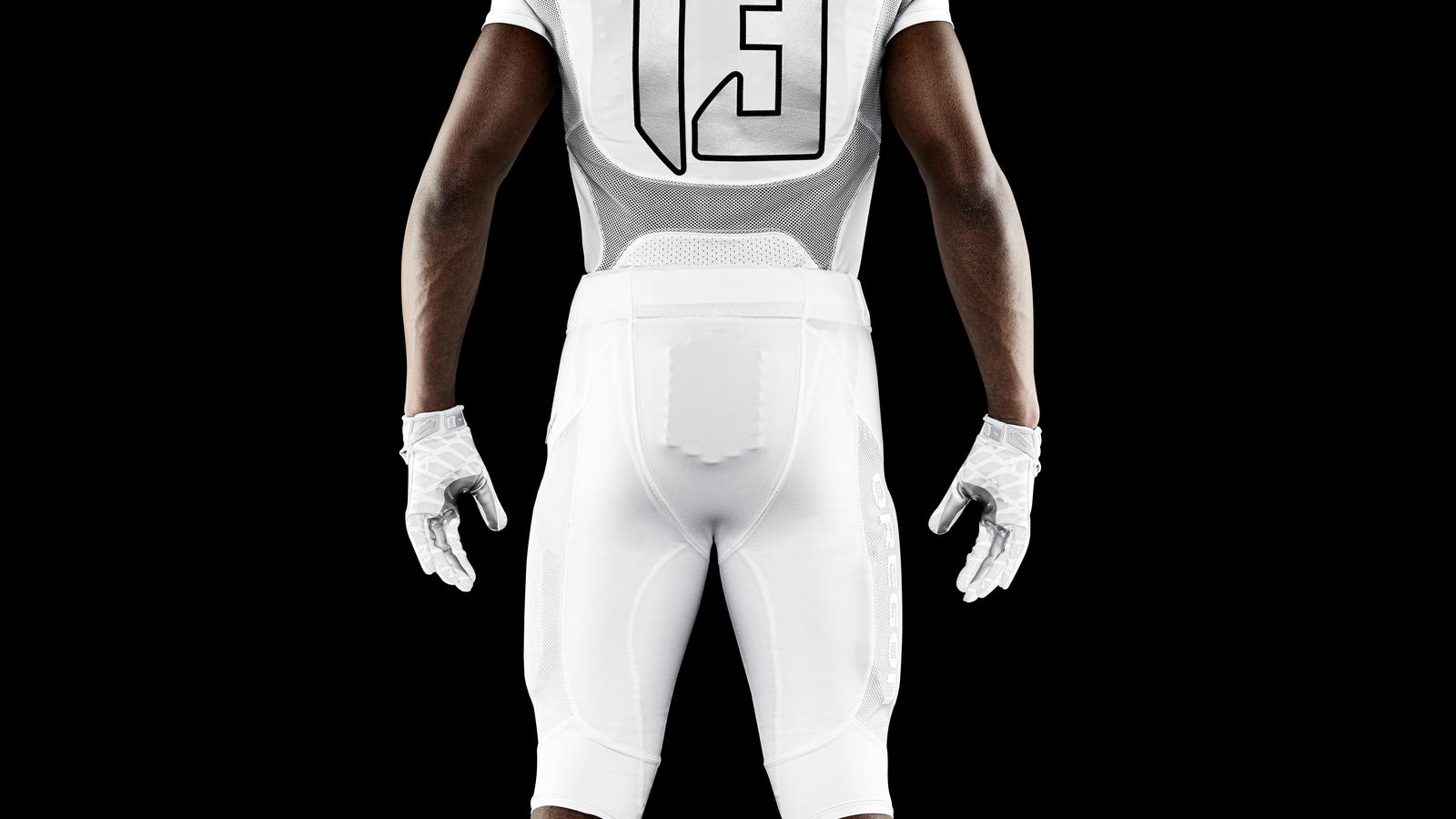 Nike Football Uniform Uof O Home Back