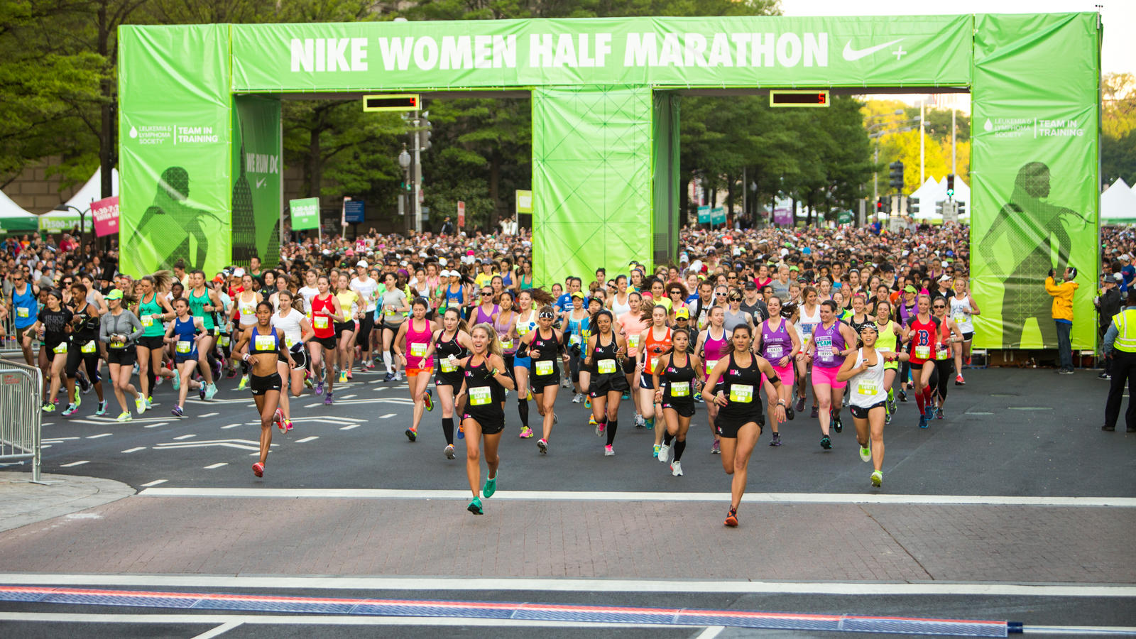 Nike Women Half Marathon Washington, DC